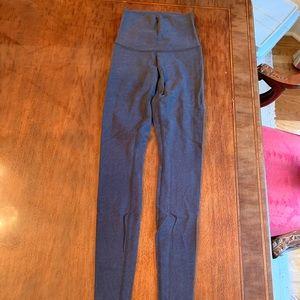 Lululemon Size 2 Gray Leggings Tights